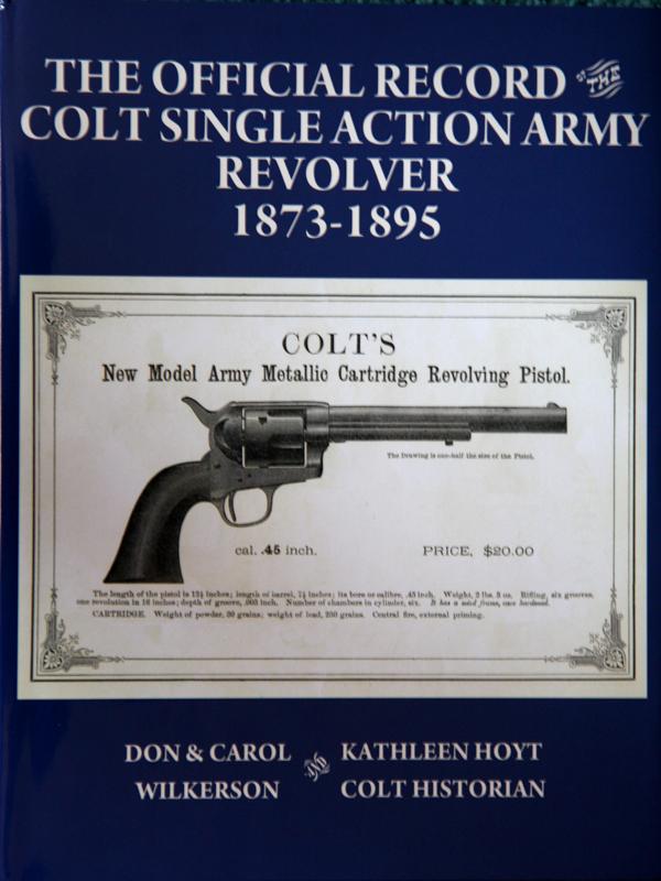 Colt SAA Front